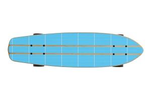 滑板底部设计预览图样机03 Skate_Board-03_Mockup插图1