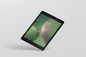 iPad平板电脑屏幕设备样机 Tablet Screen Mockup插图9