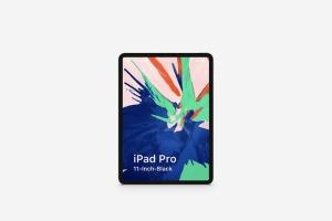 iPad Pro 2018设备展示样机模板 iPad Pro 2018 Mockup插图3