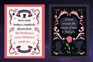 梦幻童话手绘矢量插画素材包 Fairy Tale Illustration Bundle插图8
