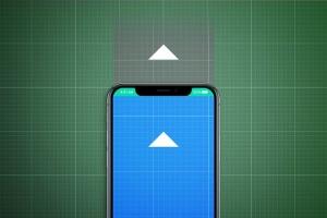 iPhone X应用程序演示设备样机V.1 Animated iPhone X MockUp V.1插图10