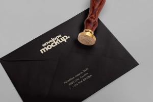 高级企业办公文具套装设计样机 6 Stationery Design Mockups插图5