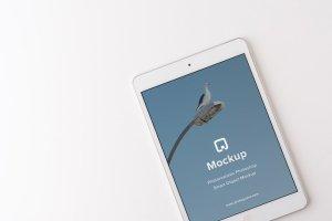 12款苹果笔记本&平板样机模板 Mockup Pack – 12 PSDs插图11
