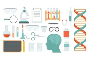 自然&医疗主题设计免费剪贴画素材 Science & Medical Clipart Graphics插图3