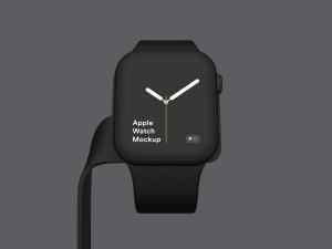 苹果第四代智能手表超级样机套装 Apple Watch 4 Mockups插图47