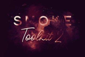 烟雾萦绕视觉特效PS素材大礼包[3.03GB] Smoke Toolkit 2插图17