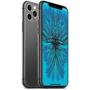2019全新一代iPhone 11 Pro侧立面正反面视图样机模板 iPhone 11 Pro Layered PSD Mock-ups插图3