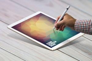 iPad Pro响应式UI设计演示设备样机 iPad Pro Responsive Mockup插图8