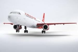 空客A321空中巴士中短程客机样机 Jet Airplane A321 Mock-Up插图8