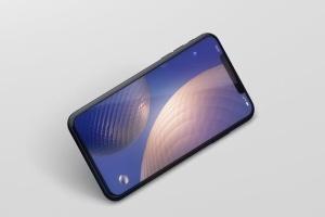 高品质的iPhone XS Max智能手机样机模板 Phone XS Max Mockup插图5