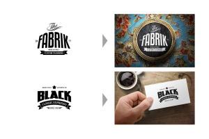 高品质的高端标志logo样机展示模型mockups插图4