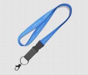 简约挂绳外观设计样机模板 Simple Lanyard Mockup插图6