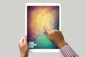 iPad Pro响应式UI设计演示设备样机 iPad Pro Responsive Mockup插图11