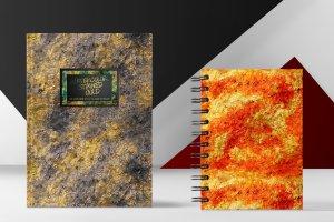 创意水彩金箔PS图层样式[1.1GB] Watercolor and Gold Layer Styles PS插图18