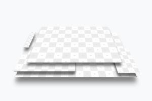 桌面应用程序设计屏幕预览样机01 Desktop App Screen Mockup 01插图5