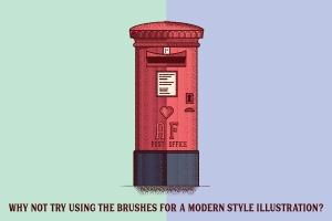 雕刻画设计AI笔刷下载 The Master Engraver – Brushes插图(4)