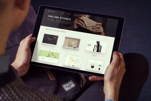 简约风办公桌场景iPad Pro平板电脑样机v2 IPad Pro Mockups V2插图7