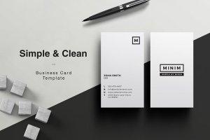 简约实用品牌办公文具样机模板 Minim – Simple Clean Stationery插图5