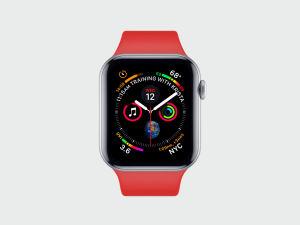 苹果第四代智能手表超级样机套装 Apple Watch 4 Mockups插图9