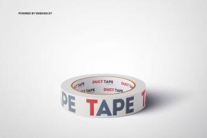 管道胶带图案设计效果图样机v2 Duct Tape Mock-up 2插图7