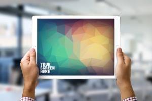 iPad Pro响应式UI设计演示设备样机 iPad Pro Responsive Mockup插图13