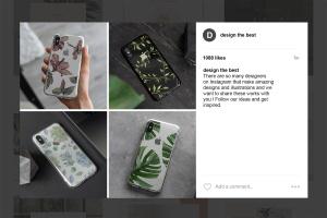 iPhone Xs透明手机壳外观设计效果图样机v2 iPhone Xs Clear Case Mock-Up vol.2插图15