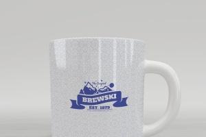 冷饮品牌设计样机模板[不锈钢冰摇杯/马克杯/玻璃杯/纸袋] Branded Products Mock-up V2插图8