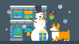 圣诞节&新年庆祝主题矢量插画素材 Christmas & New Year Illustrations插图4