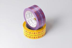 管道胶带印花印刷图案样机模板 Duct Tape Mock-up插图5
