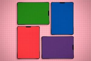 概念版本iPad X样机模板 iPad X Mockup插图12