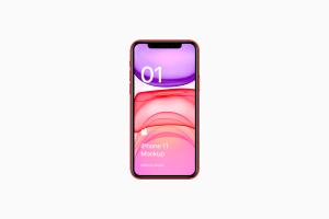 全新iPhone 11手机屏幕界面演示样机模板[PSD格式]插图7