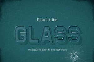 创意3D文字图层样式 Creative 3D-Text Effects插图7