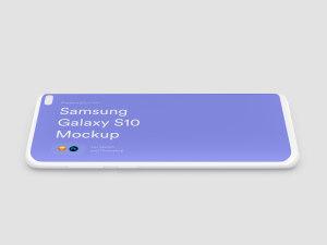 三星智能手机S10超级样机套装 Samsung Galaxy S10 Mockups插图15