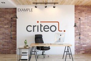 办公室墙纸设计样机模板合集 OFFICE Interior Wall Mockup Bundle插图4