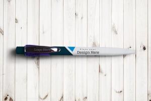 圆珠笔签字笔样机模板v11 Pen Mockup V.11插图4