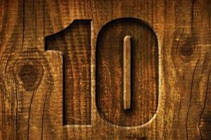 11种雕刻文字图层样式 11 Engraved Text Styles插图12