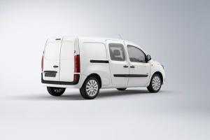 紧凑型厢式小货车样机 Compact Van Mock-up插图2