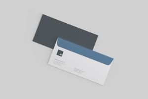 高品质的简约商务办公文具提案VI样机展示模型mockups插图2