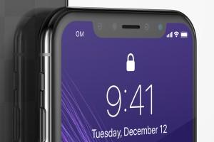 iPhone X手机屏幕UI界面设计局部效果图样机05 iPhone X Mockup 05插图3