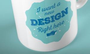 马克杯子定制图案设计效果图样机01 Mug Mockup 01插图3
