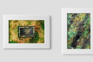 创意水彩金箔PS图层样式[1.1GB] Watercolor and Gold Layer Styles PS插图6