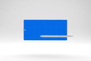 简约风格三星Note 10智能手机样机模板 Clean Note 10 Mockup插图11