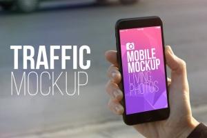 实景iPhone展示样机模板合集 Mobile Mockup Living Photos插图13