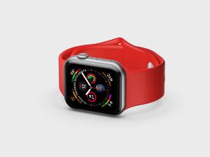苹果第四代智能手表超级样机套装 Apple Watch 4 Mockups插图25