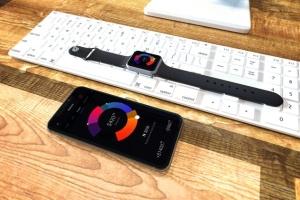Apple智能手表&iPhone Xs手机样机模板 Apple Watch & iPhone XS插图5
