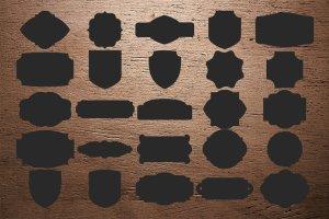 金属冲压效果PS图层样式 Metal Stamping Effect For Photoshop插图4