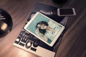 逼真苹果设备样机合集 Photo realistic iPhone Mock-up插图11
