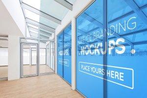 20多个办公室品牌样机展示模型mockups插图12