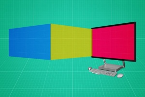 微软一体机电脑样机模板 Surface Studio Mockup V.2插图13