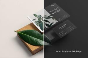 高端品牌VI设计办公用品套件样机模板v2 Flora Branding Mockup Vol. 2插图7